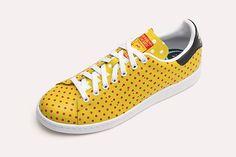 Pharrell Williams x #adidas Originals Stan Smith POLKA DOTS #sneakers
