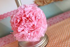 DIY: Use Poms to Pretty Up Your Party or Nursery | Project Nursery