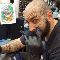 "19 Likes, 1 Comments - Laurent Lajeunesse Tattoo Art (@laurent_lajeunesse) on Instagram: ""#conventioncenter #convention2017 #convention #internationnal #inknroad #inknroad2017"""
