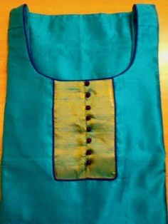20 Salwar Neck Patterns, Neck Patterns For Kurtis, Salwar Neck Designs, Frock Patterns, New Kurti Designs, Churidar Designs, Dress Sewing Patterns, Chudithar Neck Designs, Neck Designs For Suits