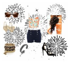 """""""WooHoo!!!"""" by iamdarine ❤ liked on Polyvore featuring Lipsy, Alejandro Ingelmo and River Island"""