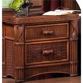 Found it at Wayfair - Barbados 2 Drawer Nightstand