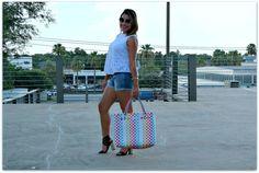Kate Spade Weekender Tote Bag