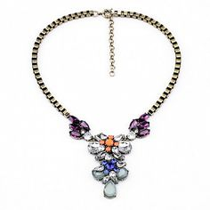 Statement Necklace HANNAH by TRENDOMLY JOLIE