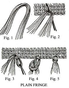 How To Make Fringe