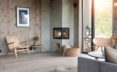 Interiør - Sjemmedalhytta Italy House, Cabin Kitchens, Small House Plans, House Rooms, Bungalow, My House, Beach House, Sweet Home, New Homes