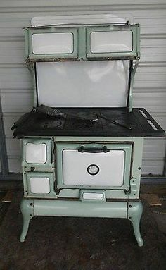 Pictures Of Antique Wood Burning Stoves Google Search