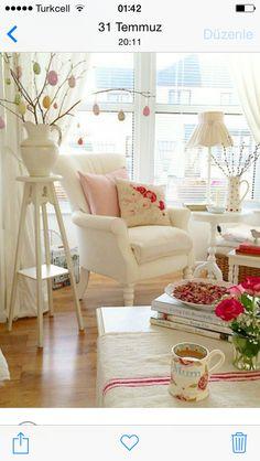 Cottage Living, Cozy Cottage, Cozy House, Cottage Style, Vintage Shabby  Chic, 6c1368498e0
