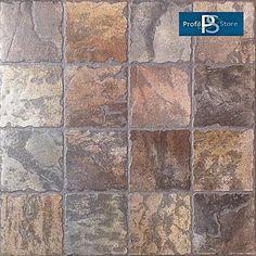 Fontana Bismantova Color Stone mix kőmintás terasz padlólap