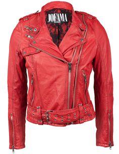 Jofama Kenza 9 Jacket Scarlet