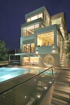 Luxury Oikia Panorama Voulas Villa, Greece - Adelto