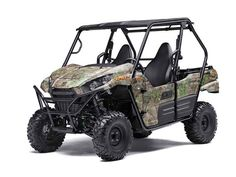 New 2017 Kawasaki Teryx Camo ATVs For Sale in Tennessee.