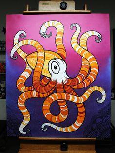OctoPlus - by Cadumen