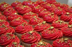 trojan cupcakes!  #UltimateTailgate #Fanatics