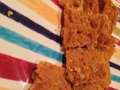 """Crumbly Autumn """"Stew"""" Pup Treats"""
