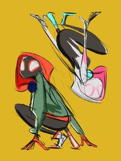 Character Modeling, Comic Character, Character Design, Spaider Man, Spiderman Art, Spider Verse, Marvel Art, Hero Arts, Nerdy