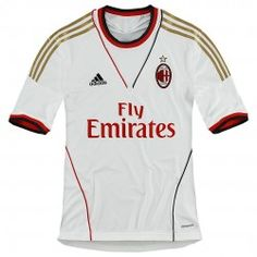 AC Milan away jersey 13/14