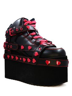 Cute Shoes Heels, Me Too Shoes, Emo Shoes, Funky Shoes, Crazy Shoes, Kawaii Shoes, Kawaii Clothes, Aesthetic Shoes, Aesthetic Clothes