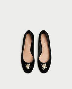 54 meilleures images du tableau ZARA FR   Wide fit women s shoes ... ae4696478259