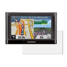 "3x Anti-Scratch Clear  LCD Screen Protector Shield Film for Garmin Nuvi 42 42LT 42LM 42LMT  4.3"" GPS"