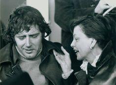 Mickey and Judy in Copenhagan, 1969
