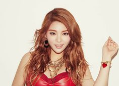 Ailee! My favorite singer of all times :D