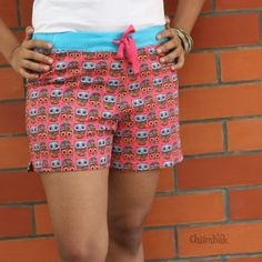 OWL WOMEN WATERMELON BOXER SHORT