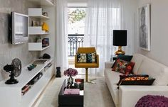 حقائق مذهلة: بالصور : هندسة الديكور الحديثة في شقة صغيرة مثيرة للإعجاب !