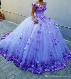 Off Shoulder Quinceanera Dresses 2017 3D Rose Flowers Puffy Ball Gown Orange Tulle Court Train Sweet 16 Birthday Party Girls Bridal Gowns Quinceanera Dress Formal Gowns Sweet 16 Dresses Online with $189.0/Piece on Magicdress2011's Store | DHgate.com 3d Rose, Purple Quinceanera Dresses, Quinceanera Ideas, Quince Dresses, Bridal Dresses, Gold Prom Dresses, Lace Evening Dresses, Ball Dresses, Ball Gowns