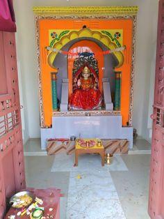 Durga Maa, Frame, Home Decor, Picture Frame, Decoration Home, Room Decor, Frames, Home Interior Design, Home Decoration