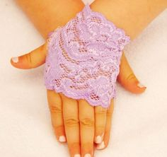 gloves for little girl tea parties | Flower Girl : Lilac, Easter, Tea Party, Weddings, Pageant, Storybook ...