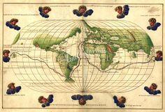 1544_Battista_Agnese_Worldmap      ...