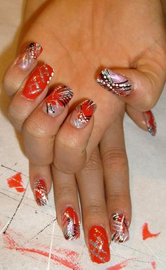 by GeTT NaiLed with B StacEE NaiL DeSign, via Flickr
