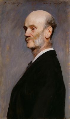 "John Singer Sargent (American, 1856–1925). Hercules Brabazon Brabazon, 1893–95. National Portrait Gallery, London | This work is in our ""Sargent: Portraits of Artists and Friends,"" on view through October 4, 2015."