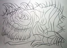 """Brutto rospo"" 2012 Matita su carta 21x29,5 ©Pietro Gargano"