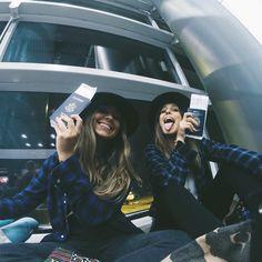 Viajar já é bom e com a melhor amiga é ainda melhor