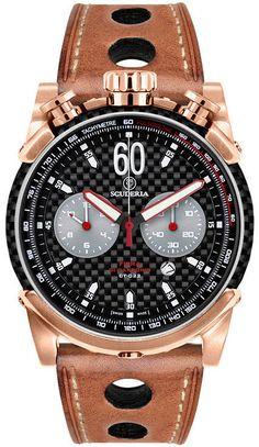 CT Scuderia Watch Fibra Di Carbonio Chronograph