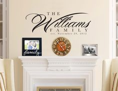 The Kitchen is the Heart of the Home Wall Decal, Kitchen Wall Decor Wall Art Wall Sticker for the Kitchen 40x10  Kitchen Walls, Wall Decals and Decals