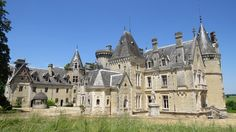 I found an amazing property on Prestige MLS website : Exceptional Xix° Castle Viollet Le Duc Style