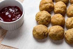 BOLINHO DE BATATA DOCE - Essa é para ajudar nos dias de dieta, reinventando a forma de comer batata doce… :)