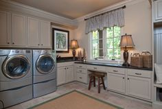 2010 Southern Living Showcase Home - traditional - laundry room - other metro - Dillard-Jones Builders, LLC