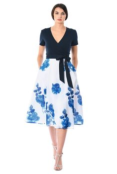 4e3a48cb57fb 15 Best A List Shopping images | Polka dots, Casual dresses, Casual ...