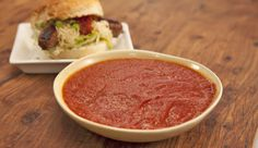 Tomato Relish Tomato Relish, Cooking Sauces, Best Chef, Preserves, Spices, Beef, Recipes, Spreads, Dressings
