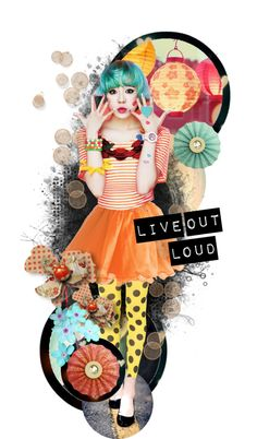 """""""Live Out LOUD"""" by dewgirl007 on Polyvore"""