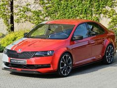 German tuning studio OK-Chiptuning presented a program of completions for the Czech wagon of Skoda the Superb . The car h Vw Group, Volkswagen Polo, Car Tuning, All Cars, Car Wallpapers, Car Photos, Motor Car, Cars Motorcycles, Super Cars