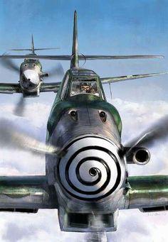 Me 109 G5's