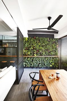 13 stylish open-concept HDB flat homes | Open Layout, Singapore and ...