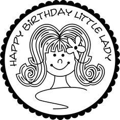 Happy Birthday Little Lady