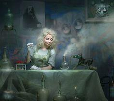 Masterpieces of fantasy photography by Vladimir Fedotko - Blog of Francesco Mugnai
