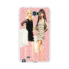 Juicy Couture Barbie Phone Case